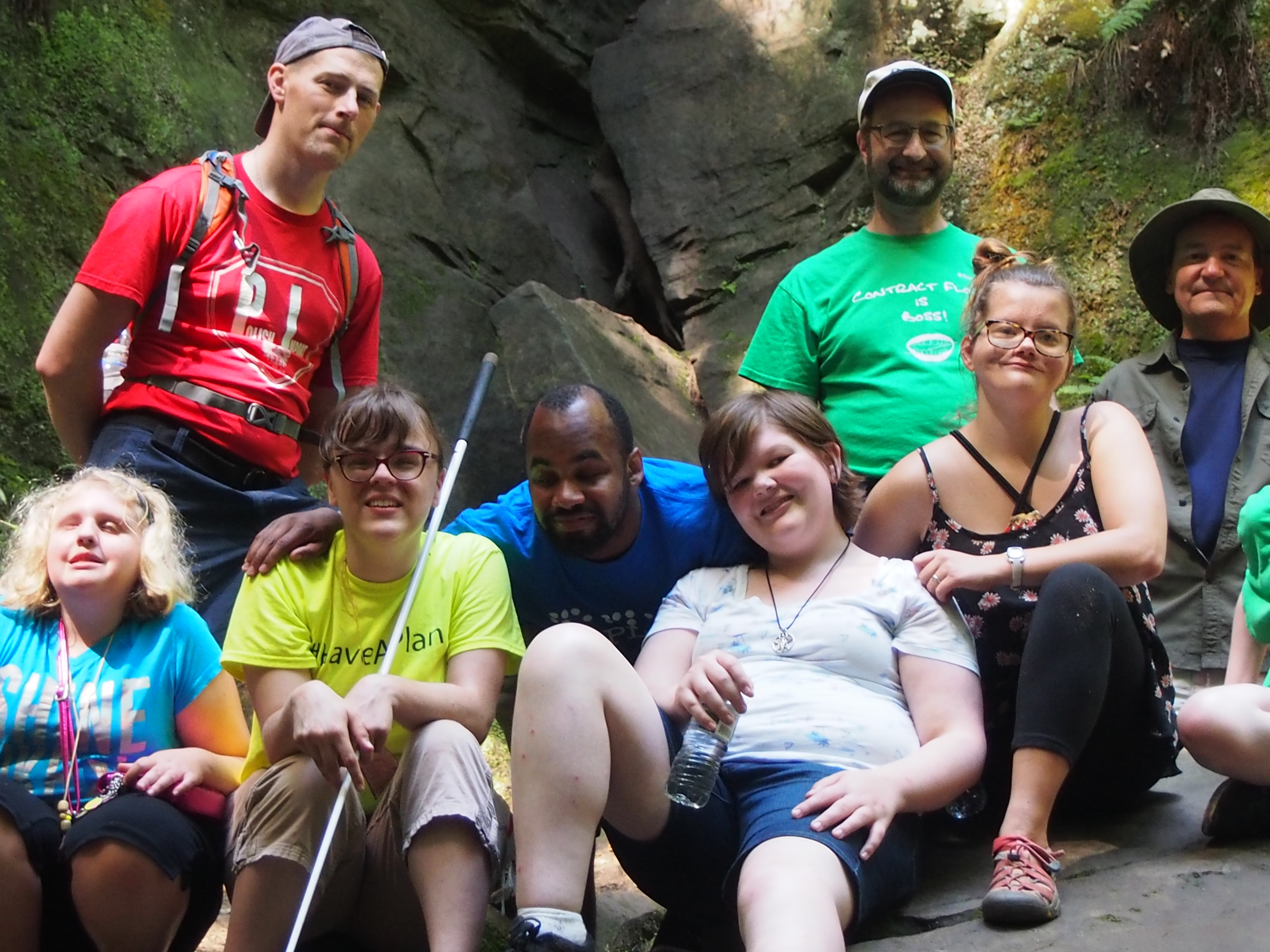 2019 Camp Schedule! – Opportunities Unlimited for the Blind